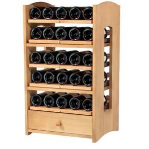 Estanter as para vino al mejor precio en - Estanterias para botellas ...