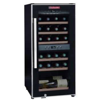 Cavas de vino doble temperatura